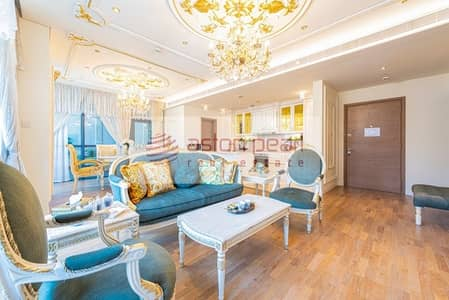 1 Bedroom Flat for Sale in Jumeirah, Dubai - Luxurious Fully Furnished | High Quality Material
