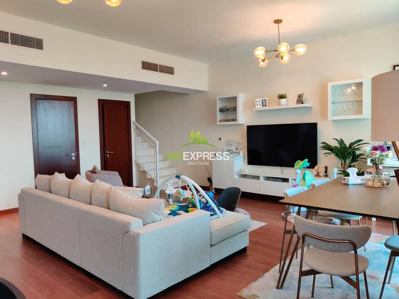 Duplex 3Bed in Panorama Tower