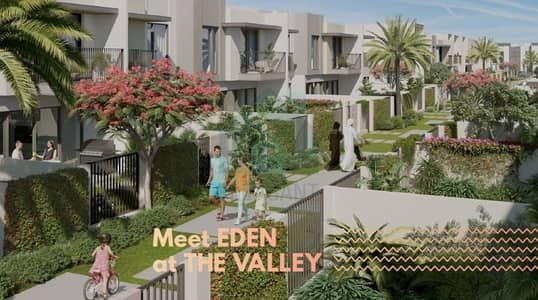 3 Bedroom Villa for Sale in The Valley, Dubai - Genuine | Only 10% Booking | 2 Yrs Post Payment Plan | VIP |