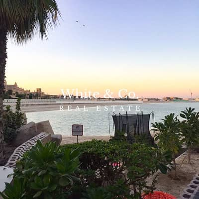 4 Bedroom Villa for Sale in Palm Jumeirah, Dubai - Inside the gate | Independent Villa