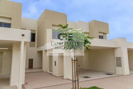 3 Bedroom Villa for Sale in Town Square, Dubai - RENTED l TYPE 2 l BACK TO BACK l NOOR TOWNHOUSES