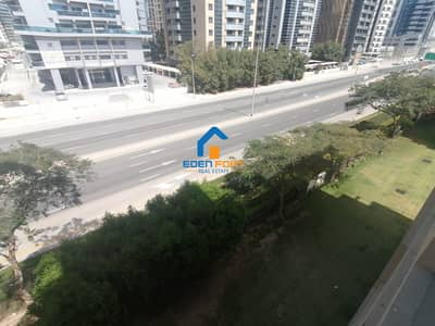 1 Bedroom Flat for Rent in The Greens, Dubai - 1 BHK | Street View | Al Ghozlan 4 | Greens