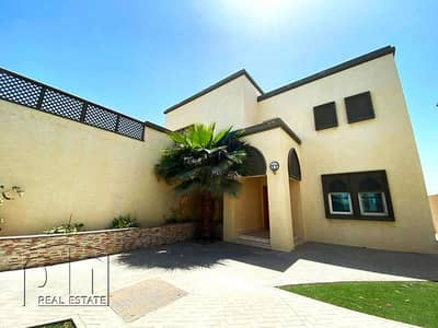 3 Bedroom Villa for Rent in Jumeirah Park, Dubai - 3 Bedrooms | Regional style | Landscaped