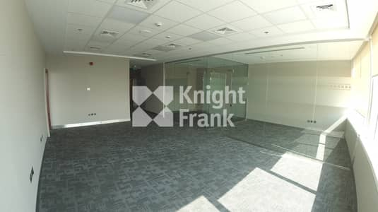Office for Rent in Dubai Festival City, Dubai - Cat B Fitted Office | Grade A | Near Aiport