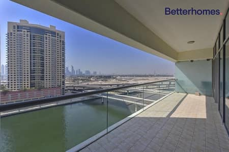 Full canal view | Balcony | Vacant soon