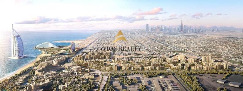 فلیٹ 2 غرفة نوم للبيع في أم سقیم، دبي - Next to Burj Al Arab    50% DLD OFF   Pay till 2023