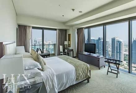 فلیٹ 2 غرفة نوم للبيع في دبي مارينا، دبي - Full Marina View | 5 Star Hotel | Quick Sale