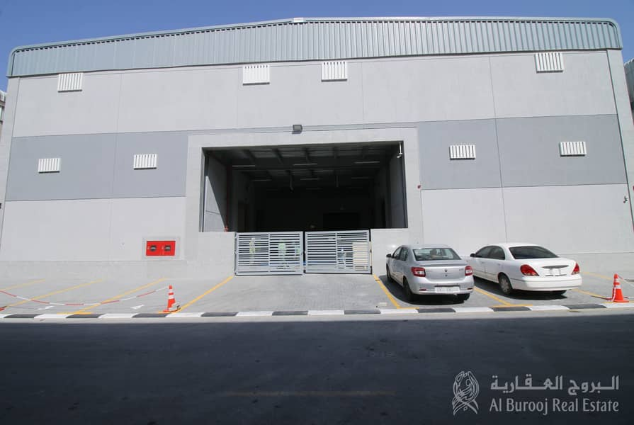 Brand New warehouse available for sale in international city