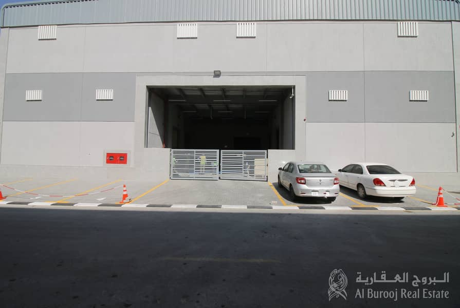 50 Brand New warehouse available for sale in international city
