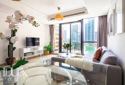 2 Bedroom Flat for Sale in Jumeirah Lake Towers (JLT), Dubai - Fully Upgraded   Fully Furnished   Quick Sale