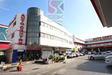 Office for Rent in Al Khabisi, Dubai - OFFICE SPACE IN AUTO CENTER FOR 20K