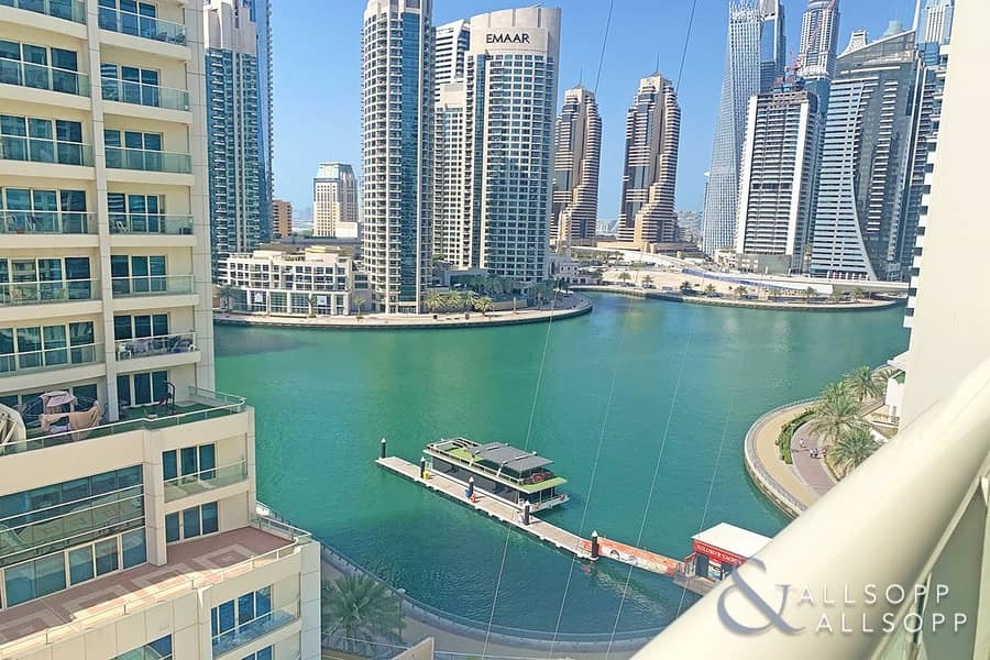 Marina View | 2Bed | Furnished | Low Floor