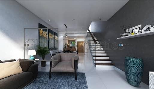 تاون هاوس 1 غرفة نوم للبيع في دبي لاند، دبي - Rukan Lofts II Cheapest townhouse! 1bedroom Loft Style !
