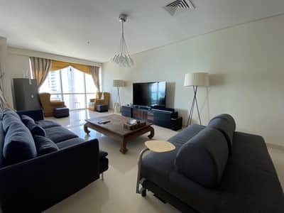 2 Bedroom Apartment for Sale in Jumeirah Beach Residence (JBR), Dubai - Sea View | High Floor | 2 bedrooms