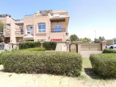 5 Bedroom Townhouse for Rent in Jumeirah Village Circle (JVC), Dubai - Magnificent 5 + Maid  Villa |  Private Terrace | Private Parking