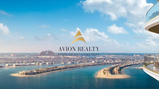 4 Bedroom Flat for Sale in Dubai Harbour, Dubai - TOP INVESTMENT BY ELIE SAAB | PALM VIEWS