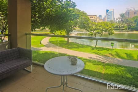4 Bedroom Apartment for Rent in The Views, Dubai - Canal Villa| Four Bed Duplex| Lake Views