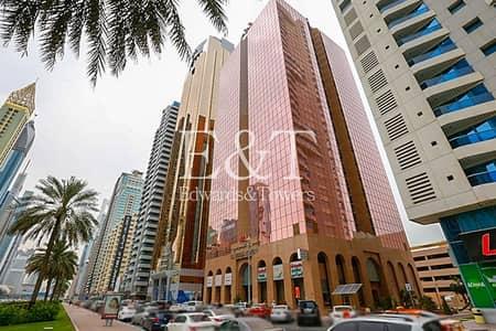 مکتب  للايجار في شارع الشيخ زايد، دبي - Great Views   Low Floor   Excellent for New Setup