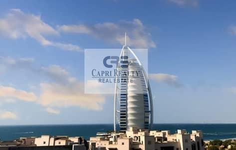 فلیٹ 3 غرف نوم للبيع في أم سقیم، دبي - Opposite Burj Al Arab| Pay 50% in 2023| Govt developer
