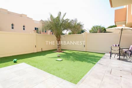 3 Bedroom Townhouse for Rent in Dubai Sports City, Dubai - Great Location TH2 in Fortuna Village VH