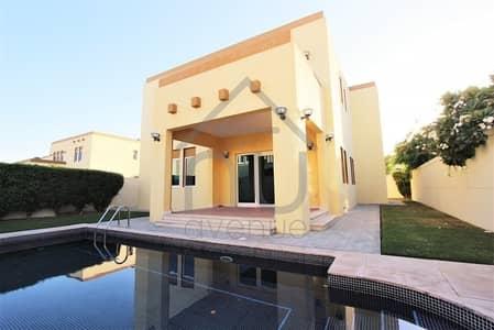 فیلا 3 غرف نوم للايجار في جميرا بارك، دبي - Immaculate Rare 3 Bed Large | Private Pool
