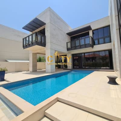 6 Bedroom Villa for Sale in Saadiyat Island, Abu Dhabi - Ultimate Home for the Family with Private Pool