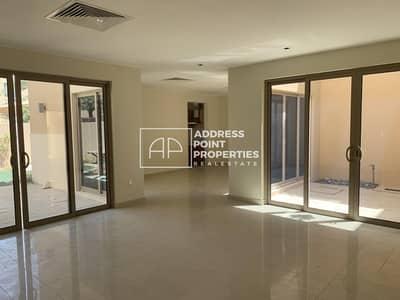 فیلا 4 غرف نوم للايجار في حدائق الراحة، أبوظبي -  great location    Homey Comfortable Townhouse.