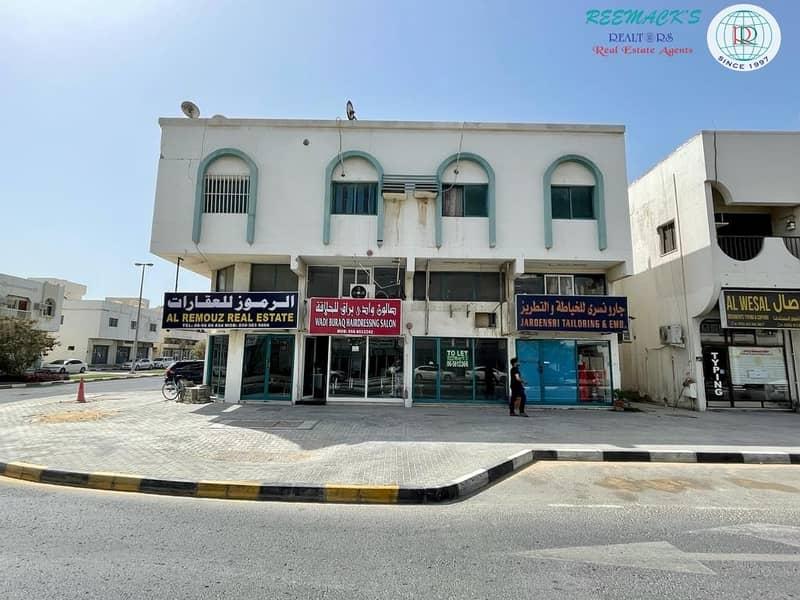 2 2 DOORS SHOP AVAILABLE IN AL YARMOOK AREA NEAR LABOR OFFICE