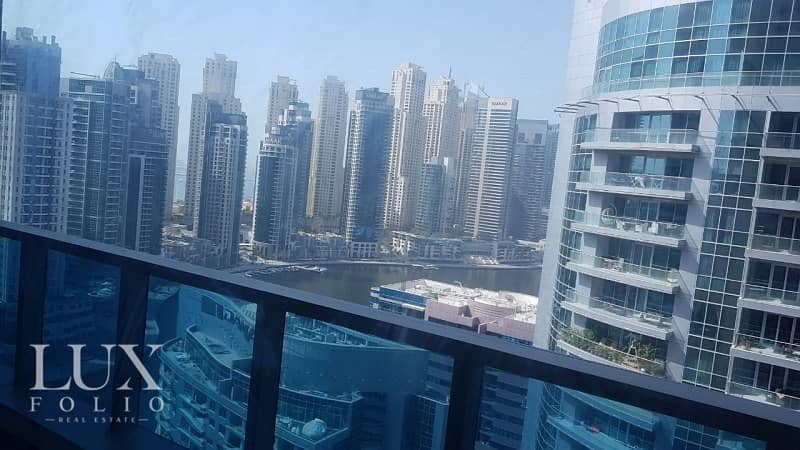 Marina Views|Furnished|Chiller Free|1Bed