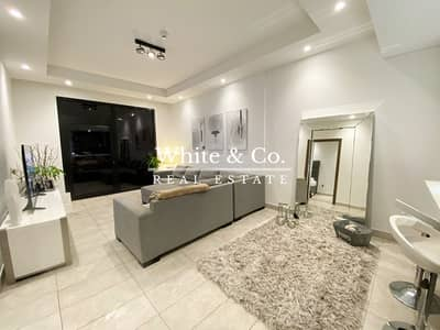 1 Bedroom Flat for Rent in Jumeirah Village Circle (JVC), Dubai - Large Balcony | Study | Flexible Move In Date