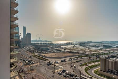 1 Bedroom Apartment for Rent in Dubai Marina, Dubai - Full Sea View elegantly furnished one bed