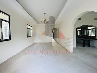 4 Bedroom Villa for Rent in Asharej, Al Ain - Exquisite Layout Featuring Marble Flooring