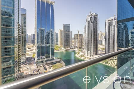 2 Bedroom Apartment for Sale in Jumeirah Lake Towers (JLT), Dubai - Vibrant & Lively I Lake View I High Floor