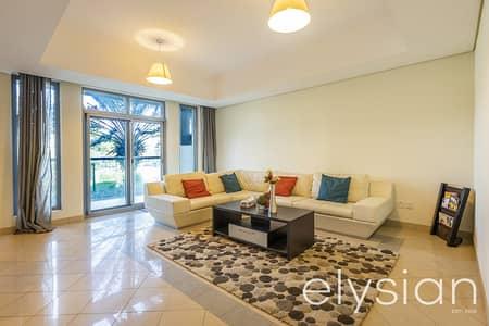 فلیٹ 3 غرف نوم للبيع في ذا فيوز، دبي - Rare Spacious Duplex | Canal View | Vacant