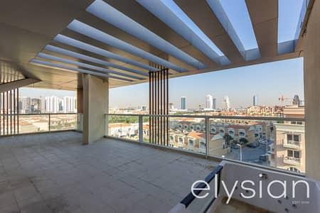 فلیٹ 2 غرفة نوم للايجار في قرية جميرا الدائرية، دبي - Jacuzzi Included | Maintenance Free | No Agency Fee | 1 Month Free