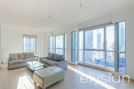 2 Bedroom Apartment for Sale in Downtown Dubai, Dubai - High Floor |  Well Maintained | Negotiable