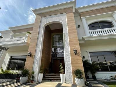 6 Bedroom Villa for Rent in Dubai Hills Estate, Dubai - Exclusive 6 Bed+M| Gym| Cinema| Pool| Corner