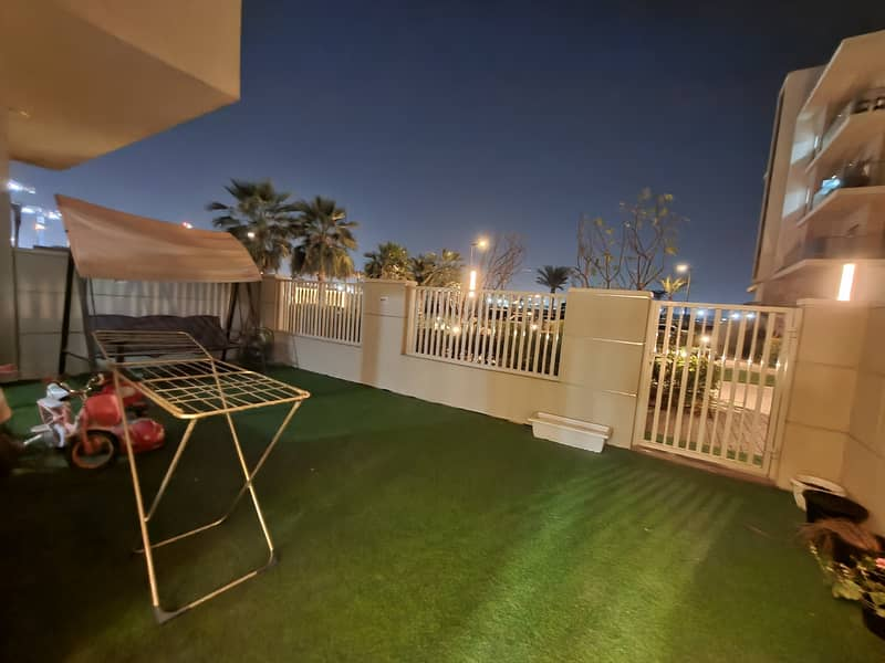 Garden Apartment, Gated Community, Swimming Pool, Playing Area,Parking