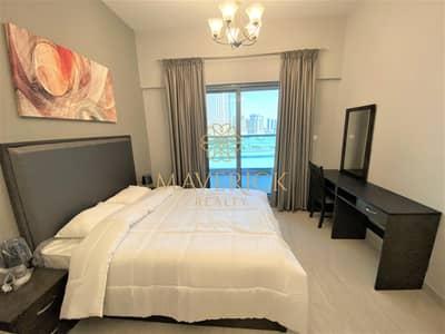 استوديو  للايجار في الخليج التجاري، دبي - Brand New   Furnished Studio   4 Cheques