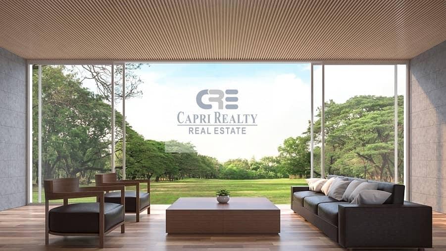 Close to Downtown| EMAAR Golf villas |Payment plan
