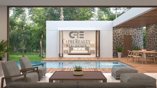 5 Bedroom Villa for Sale in Dubai Hills Estate, Dubai - Pay in 5 years| Independent villa on golf course by EMAAR