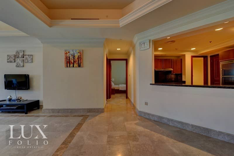 3 bedroom / fully furnished / mid floor