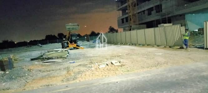 Industrial Land for Sale in Al Warsan, Dubai - Freehold - Industrial Plot for Sale - AED. 8