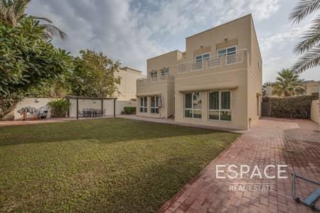 فیلا 4 غرف نوم للايجار في السهول، دبي - Type 6 | Fully Upgraded | Meadows 1
