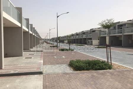 تاون هاوس 3 غرف نوم للايجار في أكويا أكسجين، دبي - Single Row | Golf View | 3BR Townhouse | Vardon