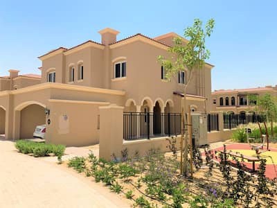 3 Bedroom Townhouse for Sale in Serena, Dubai - Prime! Rare !! Type A Semi Detached