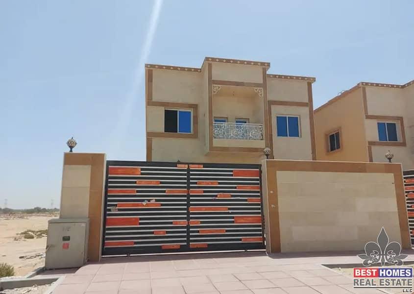 Brand New 5 Bedroom Villa for Sale