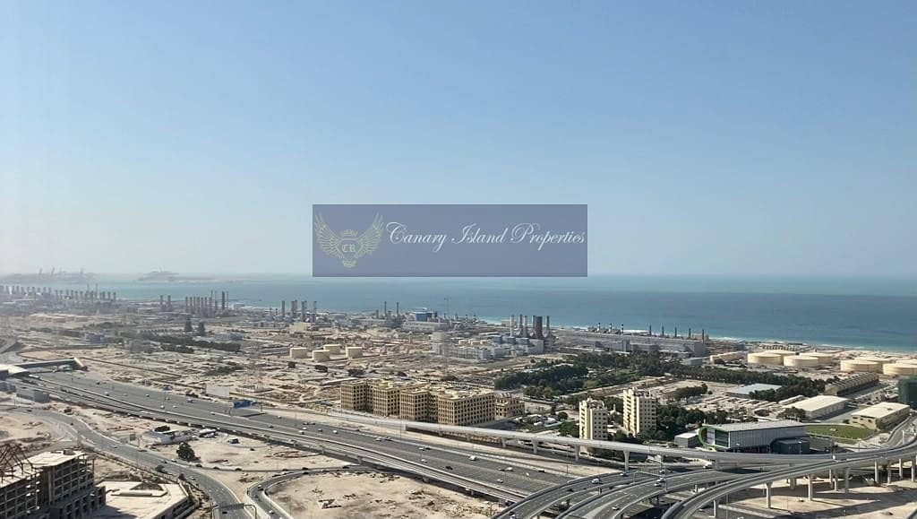 Sea View | Three Bedroom Apartment for Sale at JLT.