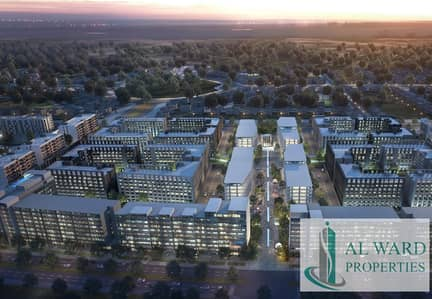 3 Bedroom Flat for Sale in Aljada, Sharjah - Modern Luxury unit with  Smart Home Technology   in a High end Family Community