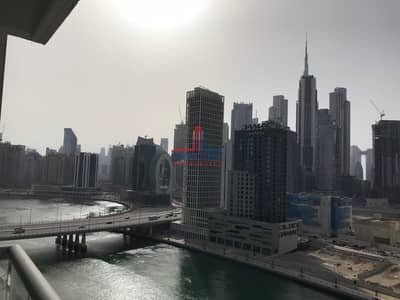 1 Bedroom Flat for Rent in Business Bay, Dubai - 1 B/R  | WINDSOR MANOR TOWER | CANAL VIEW